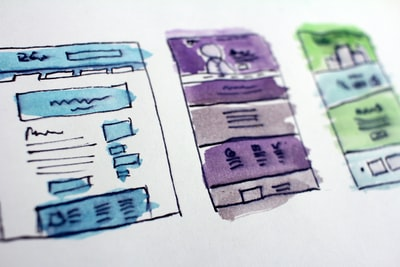 How to design a site for the iPhone with a website design tool